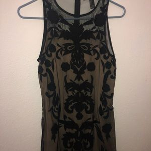 Never Worn Black Mini Dress